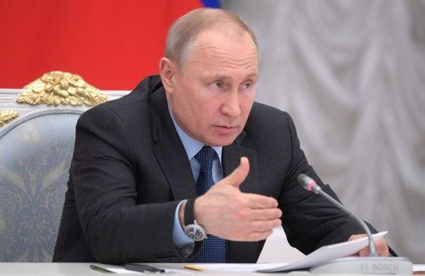 Путин выразил соболезнования всвязи сгибелью Доренко
