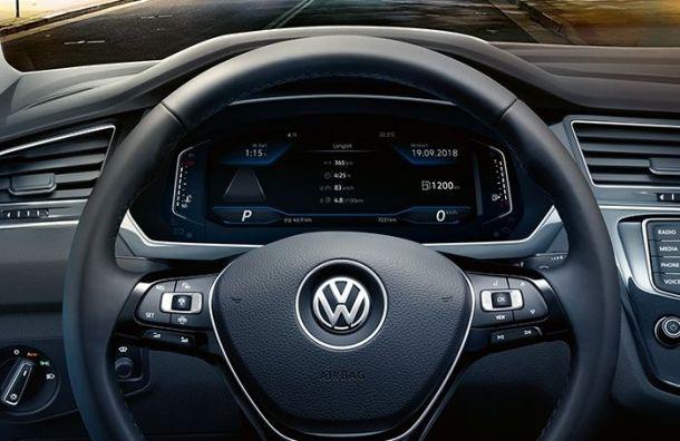 Петербуржцы чаще всего приобретают подержанные автомобили Volkswagen
