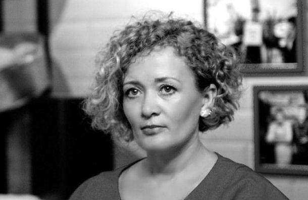 Анастасия Шевченко получила премию фонда Бориса Немцова