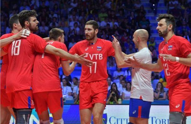 Петербург примет чемпионат мира поволейболу в2022 году