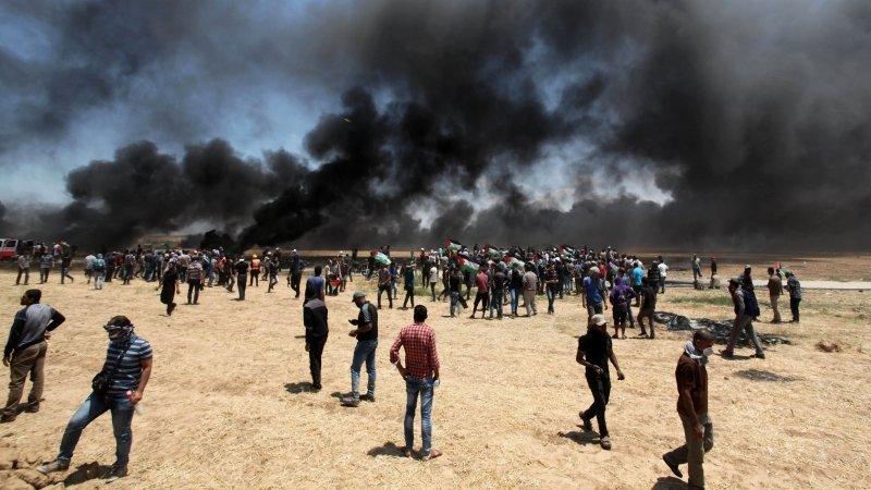 Палестина и Израиль договорились о режиме тишины