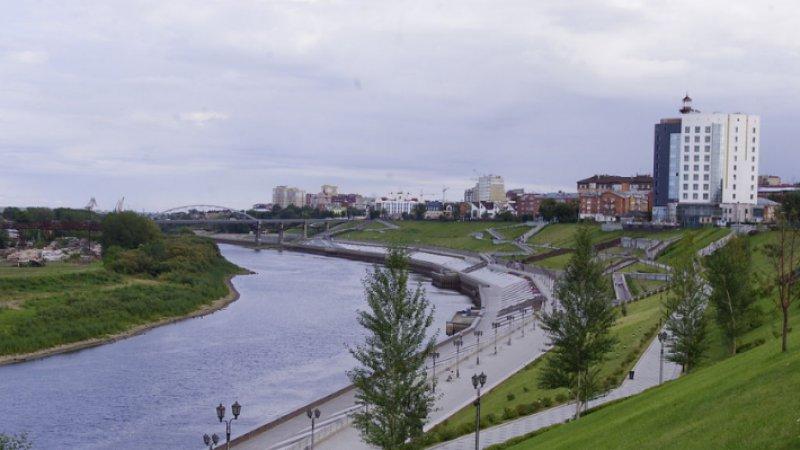 Мужчина спас тонувшего в реке Тура тюменца