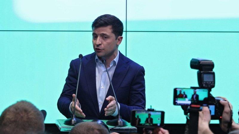 Зеленский объявит о кадровых назначениях после инаугурации