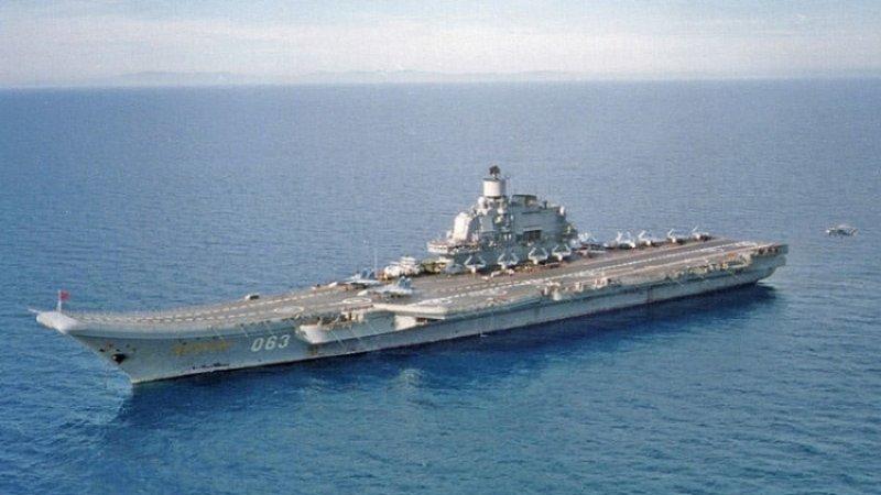Вице-премьер Борисов подтвердил, что в России планируют создать новый авианосец