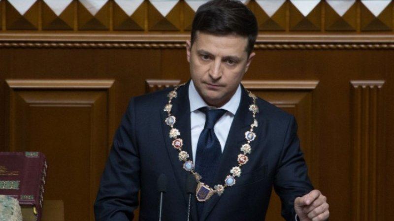 Зеленский назначил нового главу администрации президента Украины