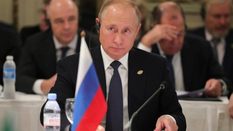 Путин в День Африки пообещал, что поддержит лидеров стран континента