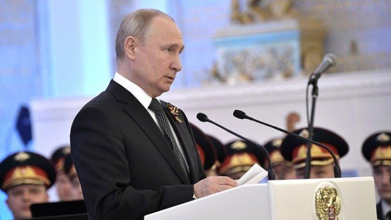 Путин поздравил российских пограничников с профессиональным праздником