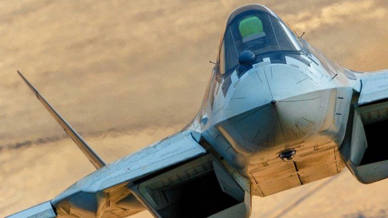 КнААЗ готов начать серийное производство истребителя Су-57