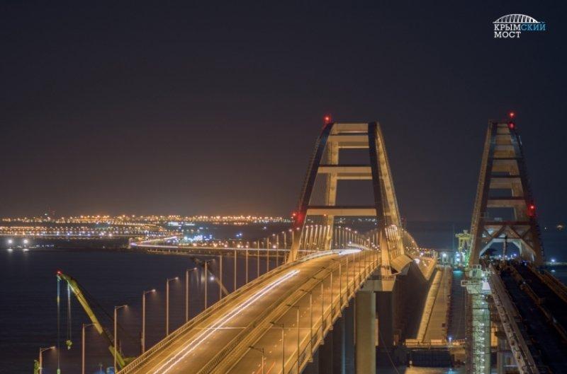 Крымский мост защищен от любой возможной агрессии