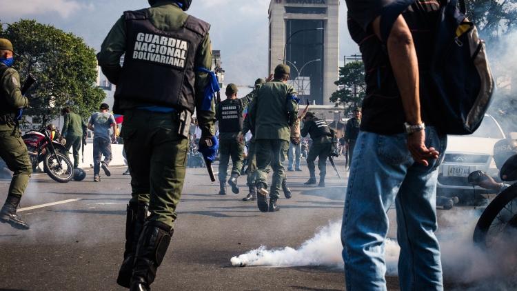 РФ категорически против военных действий в Венесуэле