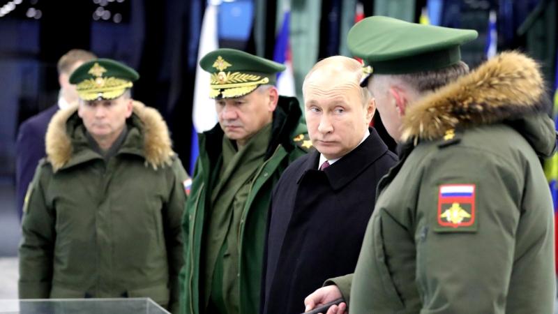 Путин начнет совещания по оборонно-промышленному комплексу 13 мая