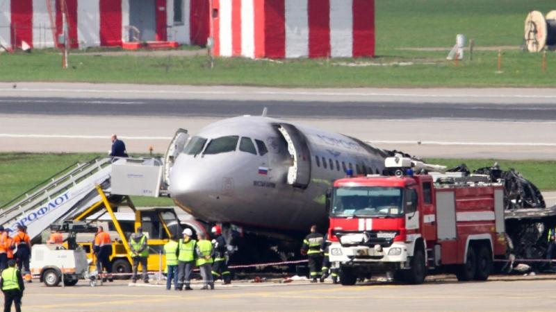 Эксперты Госдумы обсудят авиакатастрофу в Шереметьеве