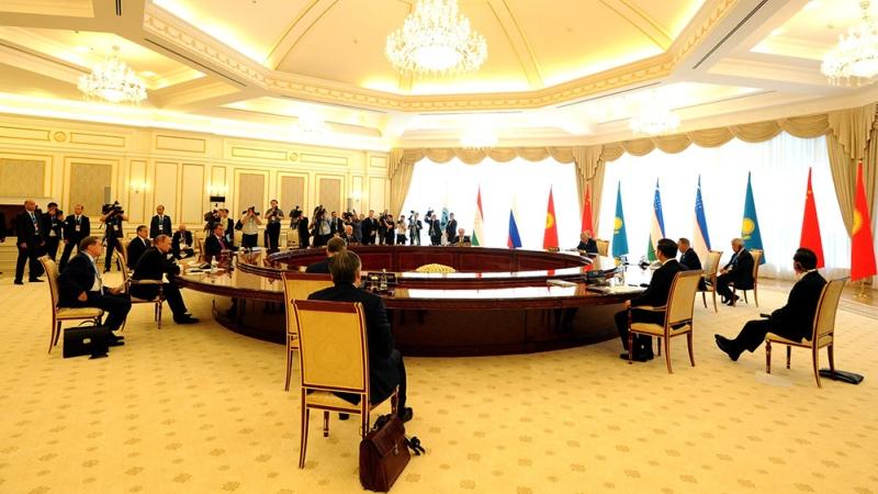 Патрушев выступил на встрече глав СБ стран-членов ШОС