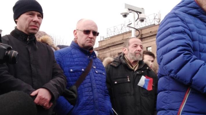 Петербургский девелопер хочет привлечь Резника к суду за вымогательство