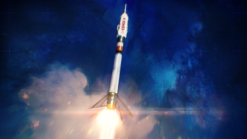 Рогозин заявил, что РФ готова «пободаться» с США за космический рынок