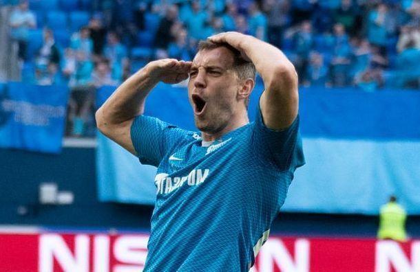 РФС признал Дзюбу лучшим игроком сезона