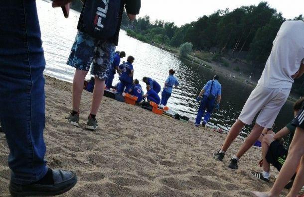 НаСреднем Суздальском озере едва непогиб 11-летний мальчик