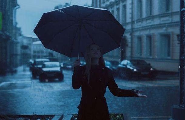 Синоптики пообещали петербуржцам дождливый четверг