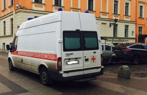 Избитых иизмученных матерью детей госпитализировали вПетербурге