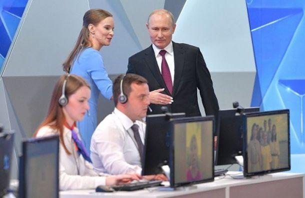 Путин окоррупции: Чувствую ответственность заэто безобразие