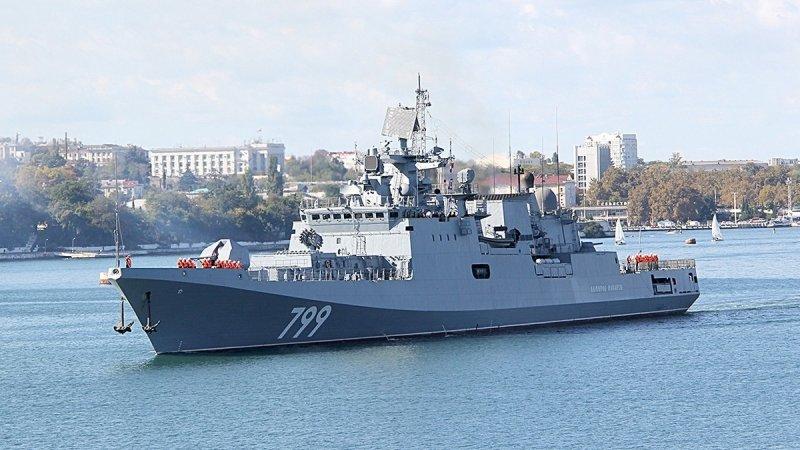 Новые российские корветы заменят оставшиеся без украинских двигателей фрегаты