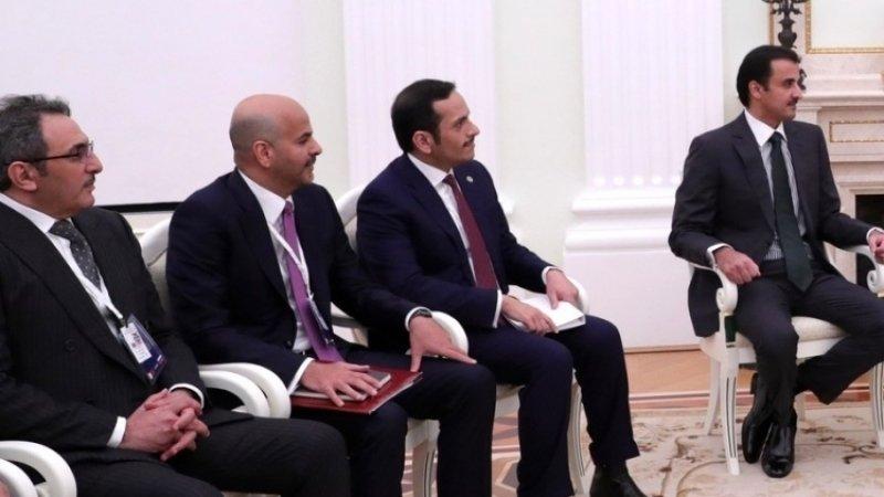 Глава МИД Катара возглавит делегацию страны на ПМЭФ-2019