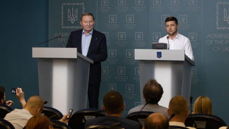 Кучма заявил, что заседание по Донбассу впервые прошло конструктивно
