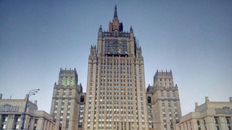 Захарова пожаловалась на проблемы с телефонной связью в здании МИД