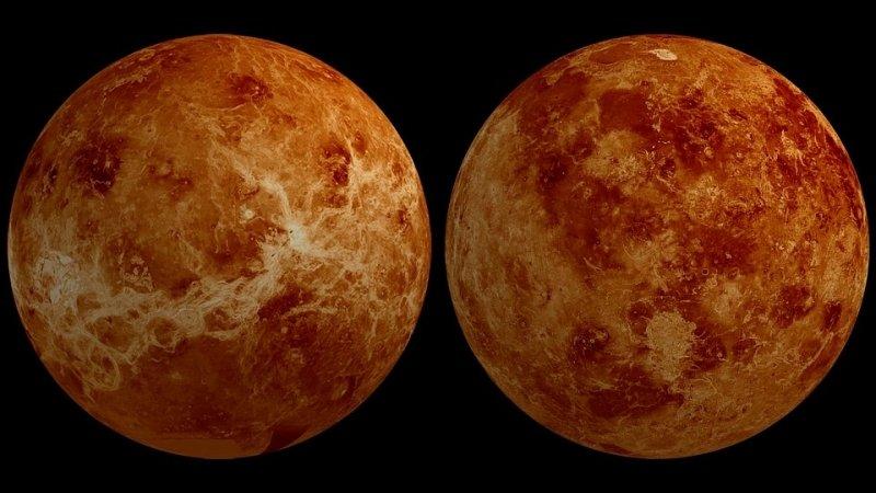 «Роскосмос» вернется на Венеру, чтобы изучить парниковый эффект