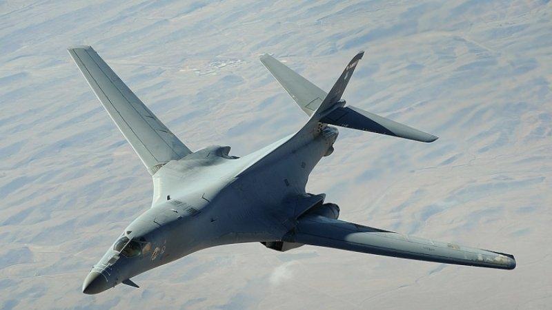 Американские бомбардировщики B-1B находятся в плачевном состоянии, сообщают СМИ