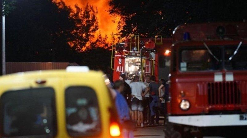 Шесть человек погибли при пожаре в психбольнице в Одессе