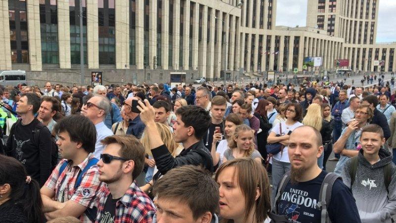 «Дело Голунова» раскололо оппозицию, а не гражданское общество