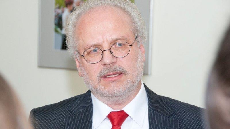 Инаугурация нового президента Латвии пройдет 8 июля