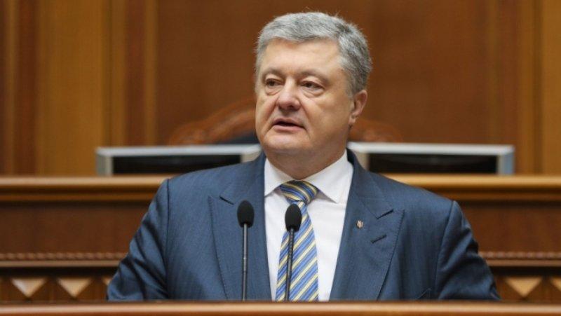 Порошенко допустил отказ Зеленского от претензий на Крым