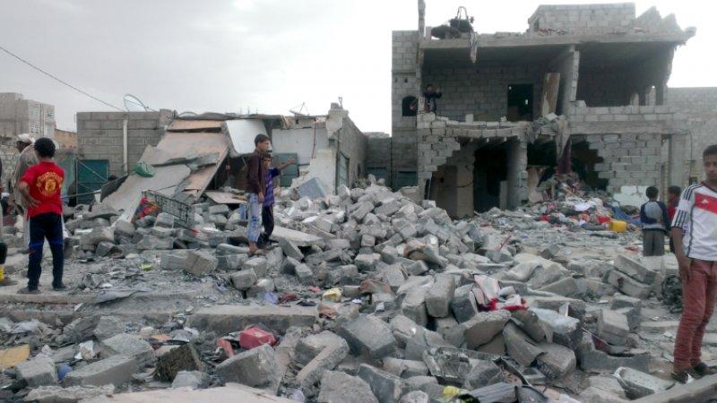 Арабская коалиция нанесла удары по заминированным катерам хуситов
