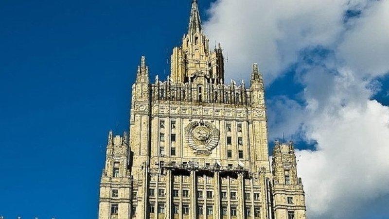 МИД РФ уверен в связи протестов в Грузии с визитом российской делегации