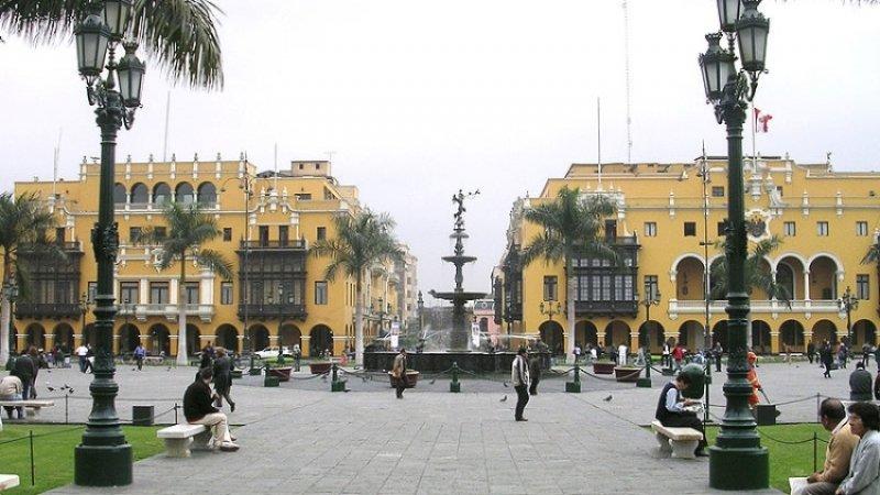 Глава Минобороны Перу умер во время инспекционной поездки