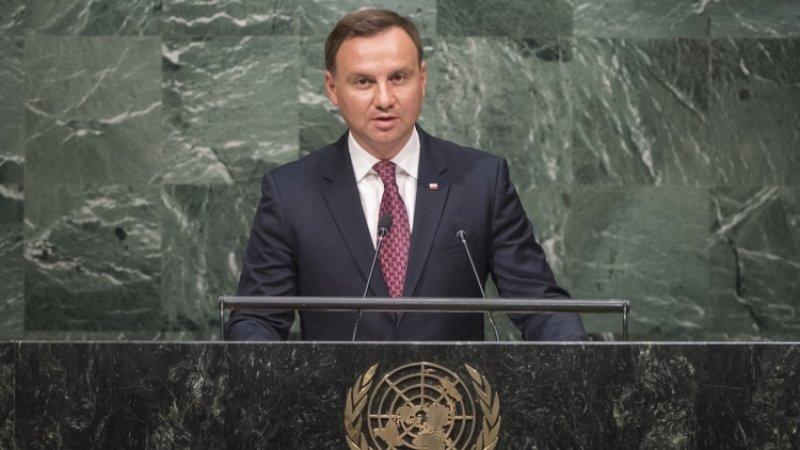Президент Польши поддержал Грузию, заявили в Тбилиси