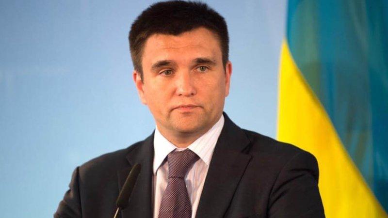 Климкин попросил «Большую двадцатку» повлиять на РФ для освобождения моряков