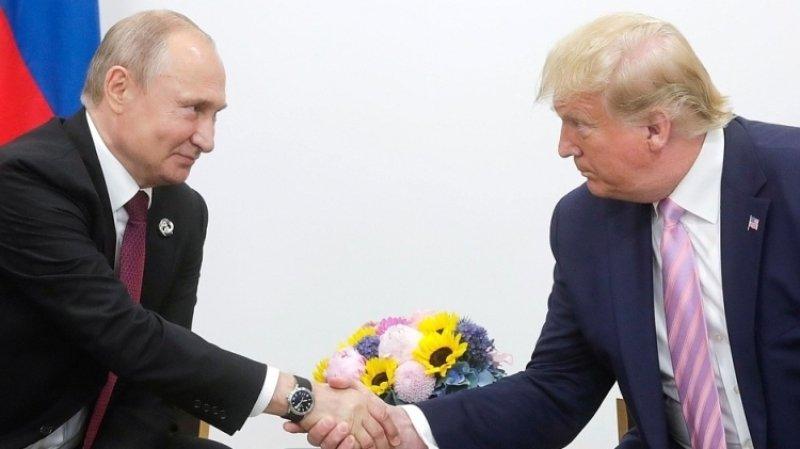 Путин назвал встречу с Трампом возможностью продолжить начатый в Хельсинки диалог