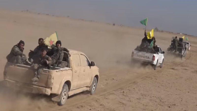 Мирные жители Дейр-эз-Зора опасаются за свои жизни, выступая против произвола SDF
