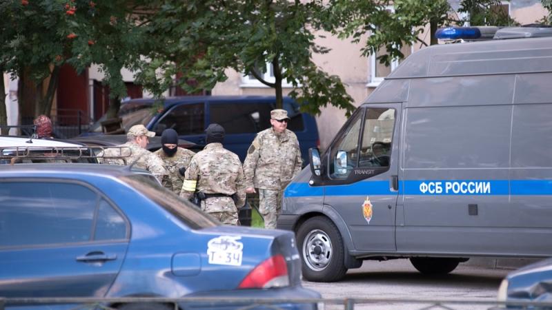 Задержанных в Крыму сторонников террористов арестовал суд