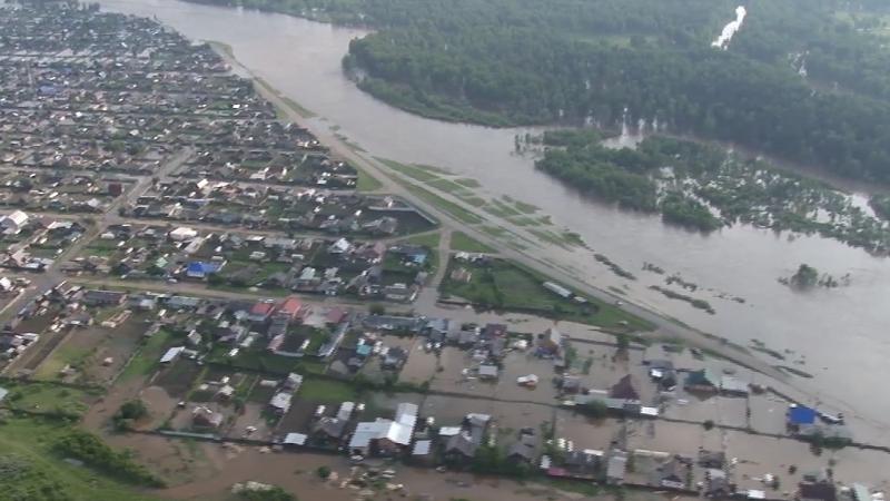 Пострадавшим от паводка в Иркутской области предоставили компенсации