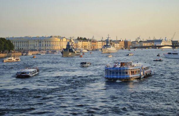 Петербург стал лучшим городом для посещения наДень рыбака