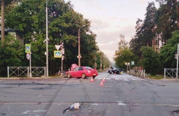 Виновника смертельного ДТП вПесочном арестовали надва месяца