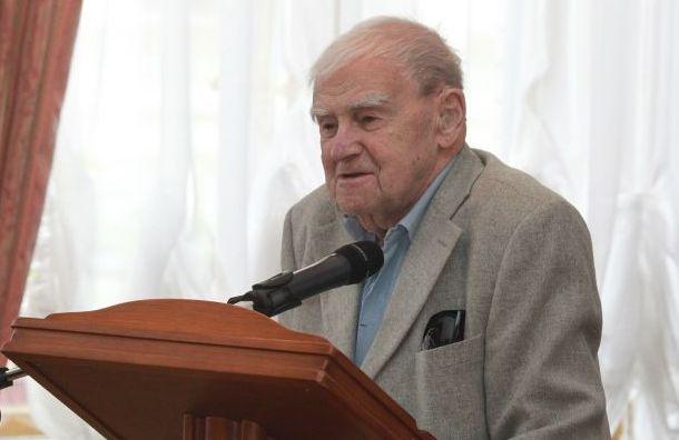 Общественная палата Петербурга проголосовала запамятник Гранину