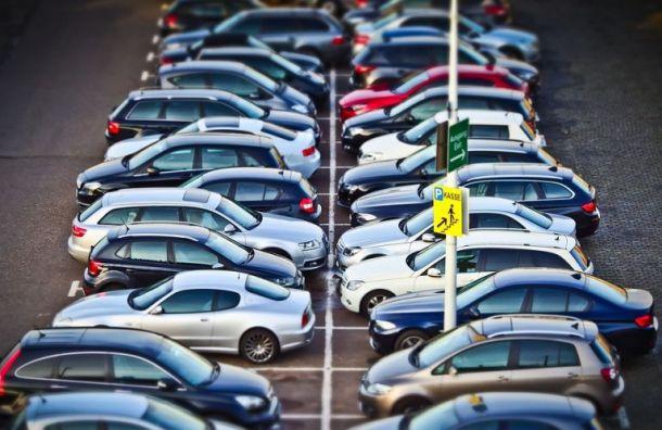 Парковочные места вРоссии хотят