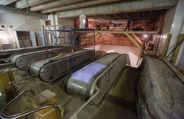 На станциях Фрунзенского радиуса испытают траволаторы