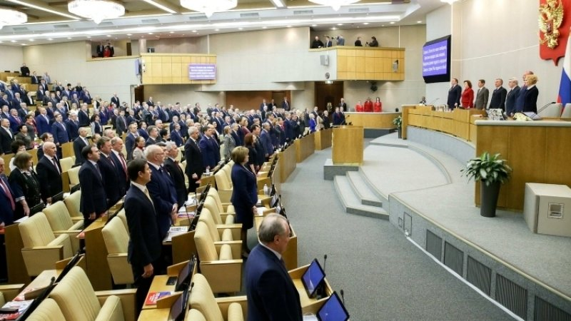 Депутаты призвали создать спецподразделения по борьбе с оружием террористов