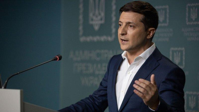 Глава украинской делегации в ПАСЕ раскритиковал Зеленского